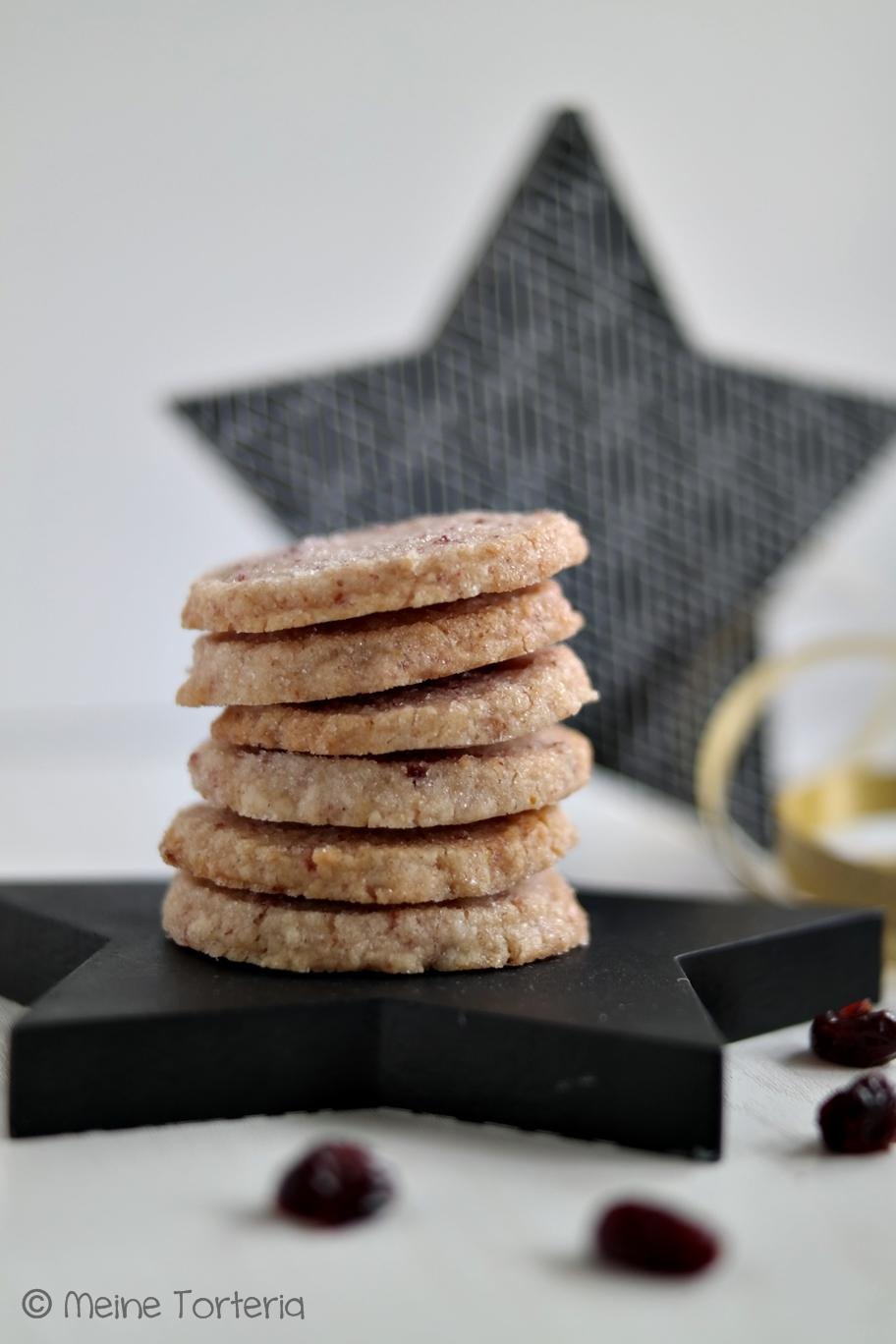 weihnachtspl tzchen orangen cranberry kekse sind mal. Black Bedroom Furniture Sets. Home Design Ideas