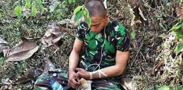 Atas Nama Kemanusiaan, Jokowi Diminta Tarik Pasukan Dari Papua