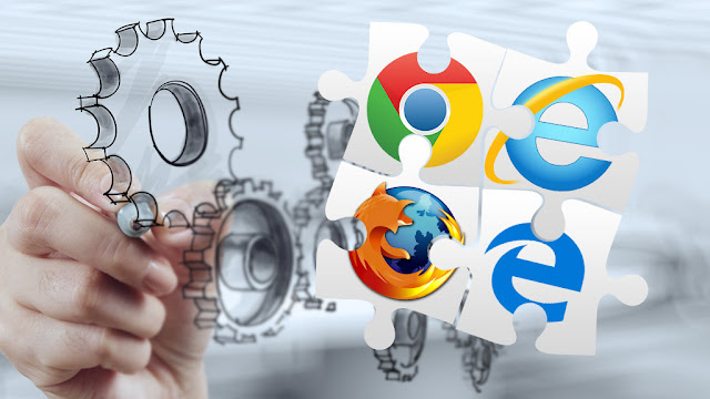Firefox, Chrome & Co .: How the competitors cooperate