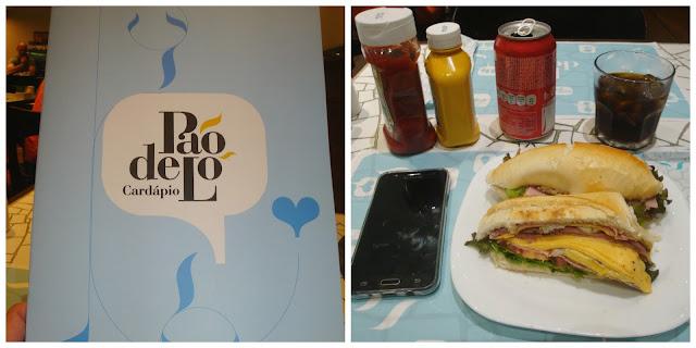 Onde comer em São Paulo -  Padaria Pão de Ló