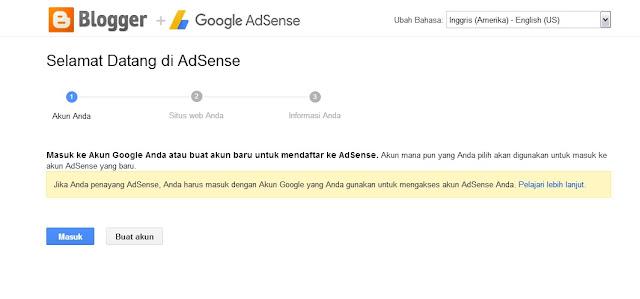 Cara Daftar Google Adsense Blog Agar Mudah Diterima[Studi Kasus]