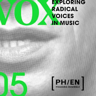 Phaedra Ensemble - Vox 5