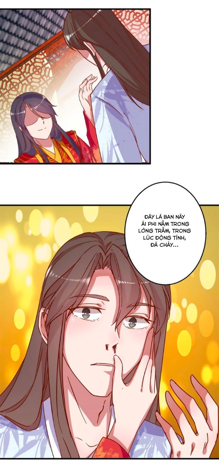 Hoàng Thượng Ở Trên, Thần Ở Dưới chap 16 - Trang 4