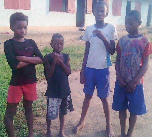 child witches rescued akwa ibom state