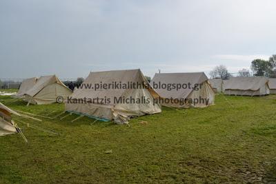 Προσφυγικό, Χράνη Πιερίας. Απίστευτη έλλειψη συντονισμού για την δημιουργία κέντρου φιλοξενίας!
