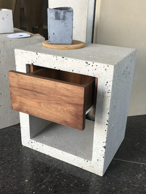 Décoration Béton inspiration design intérieur meuble déco