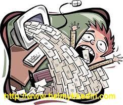 Email dihapus karena spam