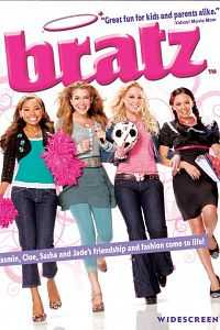 Download Bratz The Movie 2007 Dual Audio 300mb HDRip 480p