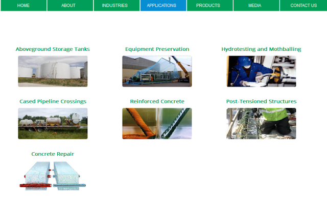 well-known manufacturer and distribution of corrosion technology and products