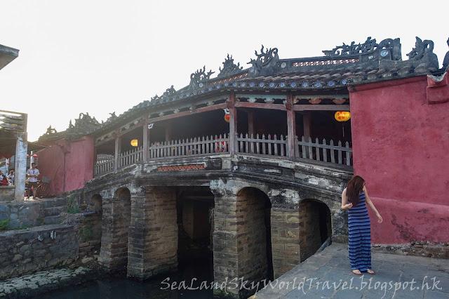 會安古城日本橋