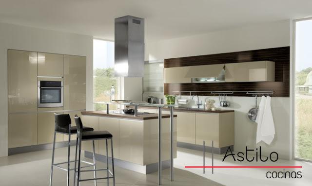 instalación cocinas modernas zaragoza