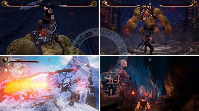 Game Epic of Kings APK DATA Mod