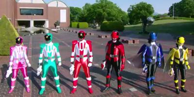 Kaitou Sentai Lupinranger vs  Keisatsu Sentai Patranger en