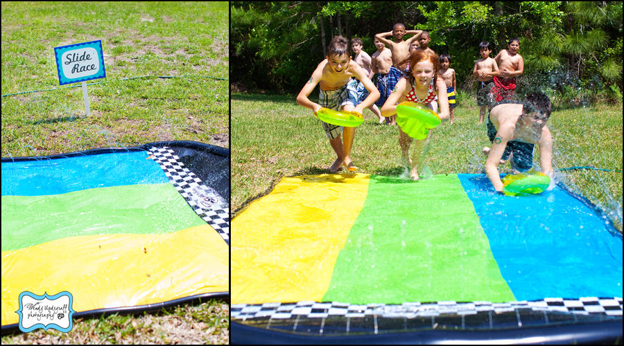 """Kara's Party Ideas Water Fight """"Wars"""" Birthday Party"""