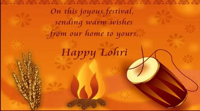 wish you very happy lohri