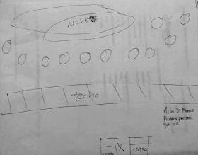 'Fleet' of UFOs Reported Over Carabobo, Venezuela (3) 6-19-17