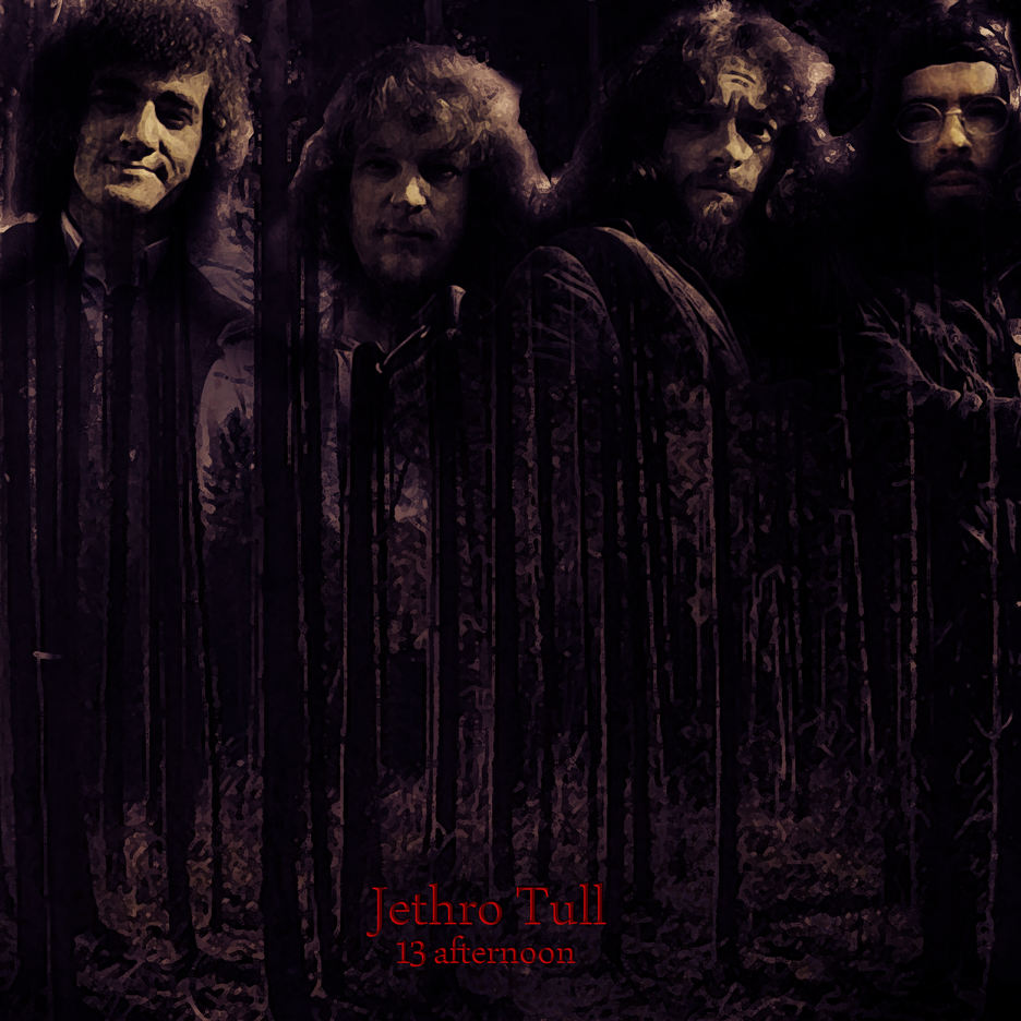 JETHRO TULL:  13 afternoon
