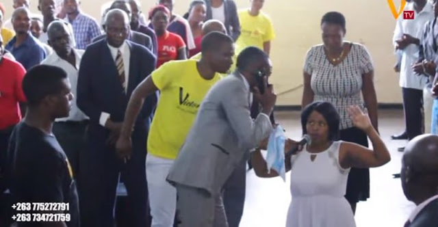 A Zimbabwe Pastor is claiming to have God's Phone Number
