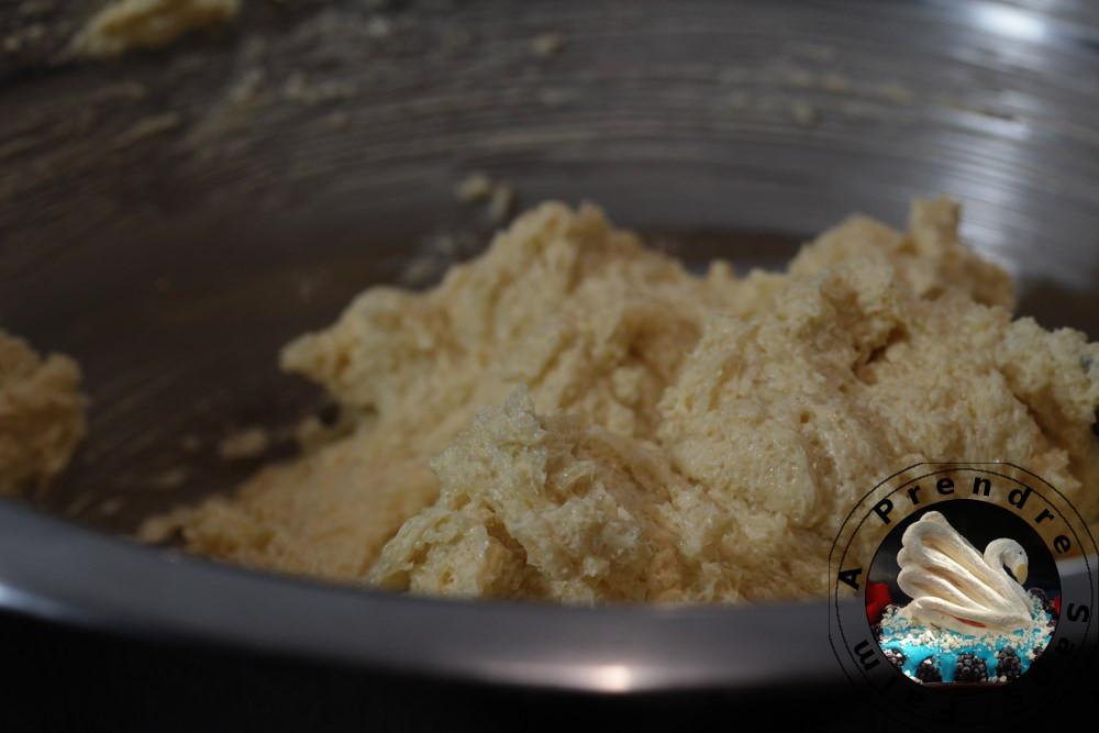 Cookies au son d'avoine et framboises (pas à pas en photos)