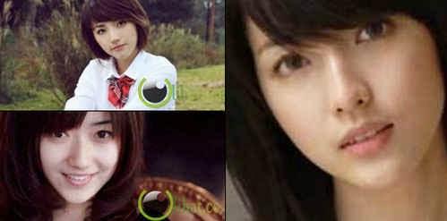 7 Mahasiswi yang paling Tercantik di Universitas China