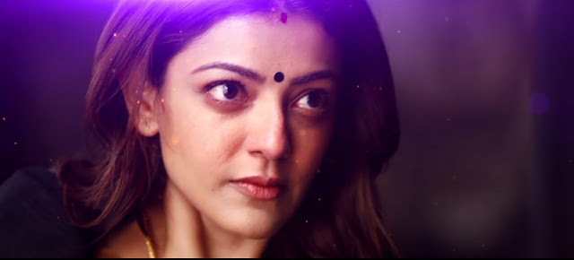 Kajal Agarwal Looks Stunning in Veriyera Song from Vivegam