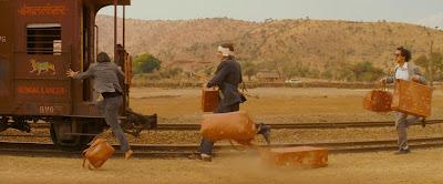 «Поезд на Дарджилинг» О. Уилсон, Э. Броуди, Д. Шварцман и LV