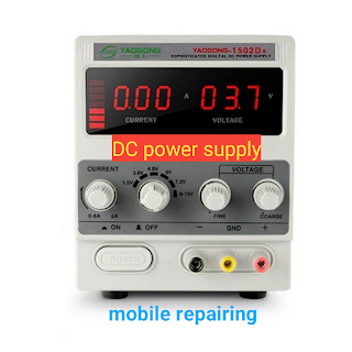 dc power supply mobile repairing