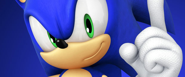 Sonic In First-Person
