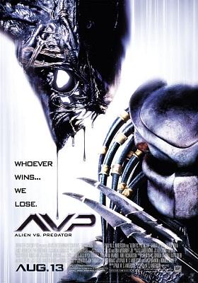 Alien vs Predator 2004 300MB Dual Audio 480p BRRip