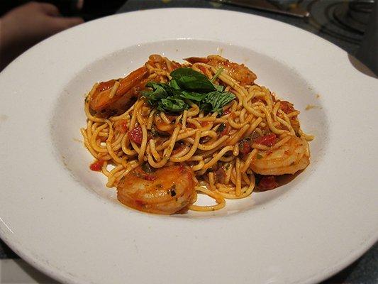 Mi Libro De Recetas Spaguetis Con Langostinos Con Ras Al Hanout