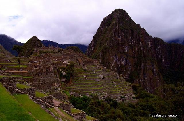 Sítio Arqueológico de Machu Picchu