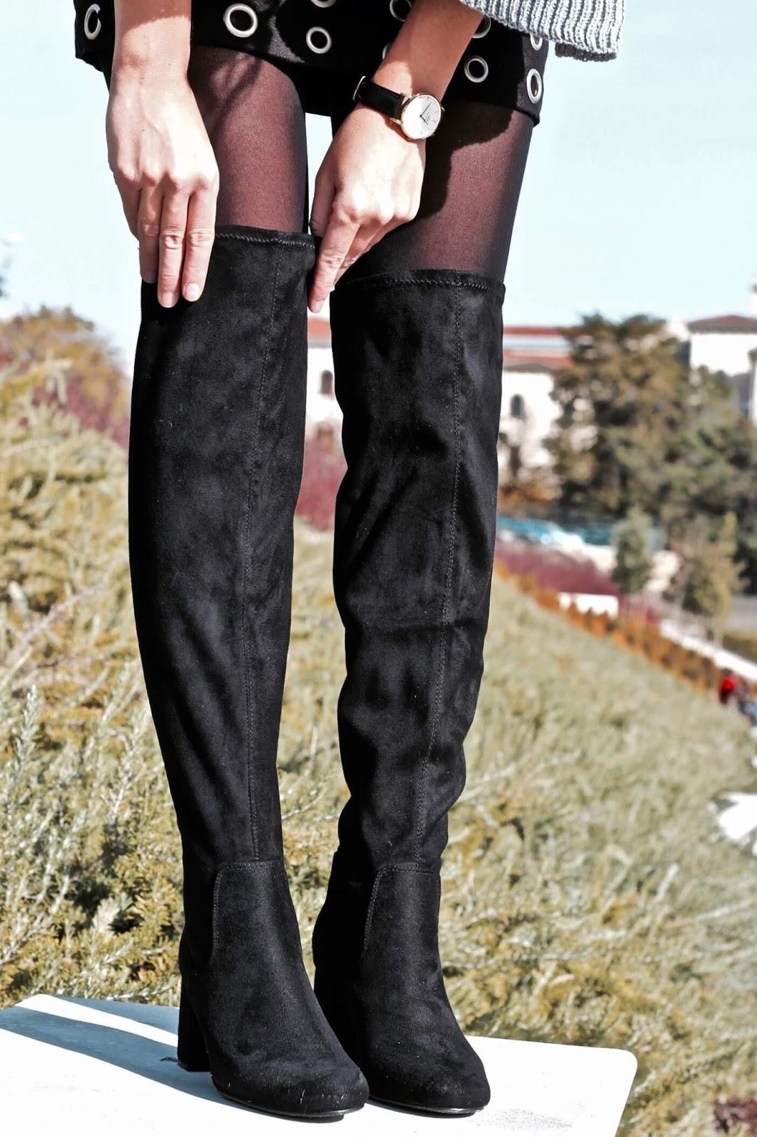 overtheknee boots
