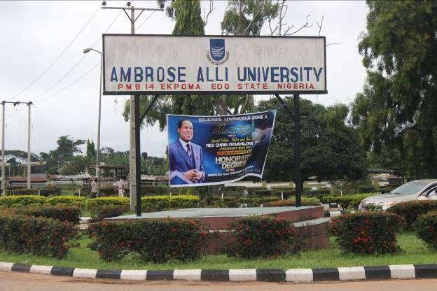 AAU Post-UTME Screening Form /DE 2018/2019 Date: Cut-off Mark, Screening Ambrose Ali University