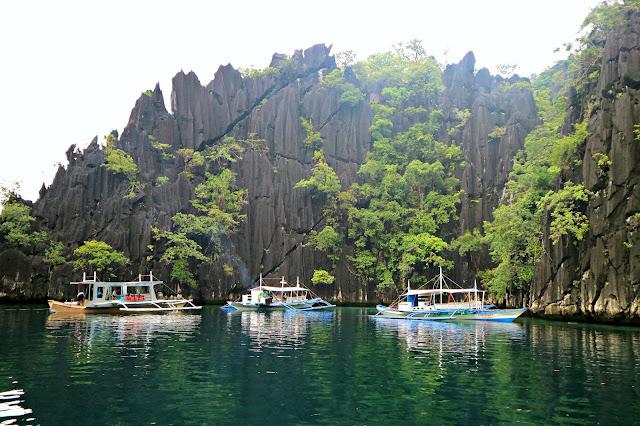 Twin Lagoon, Coron Palawan Philippines