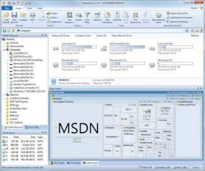 FolderSizes 6.0.44 Professional