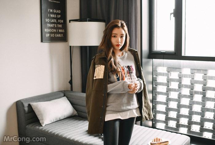 Người đẹp Kim Jung Yeon trong bộ ảnh thời trang tháng 9/2016 (283 ảnh)