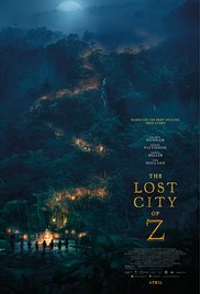 Watch The Lost City of Z Online Free 2016 Putlocker