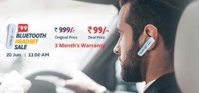 Tags- Droom Sale, Droom Offer, Droom Loot, Droom freebie, Droom Bluetooth, Droom Headset, Droom Bluetooth Headset, droom next sale