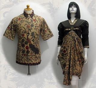 Batik Wanita Busana Batik Modern Batik Solo Modern Model Baju Batik