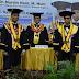 Kukuhkan Dua Profesor, Rektor UNM : 2020 Target 100 Guru Besar