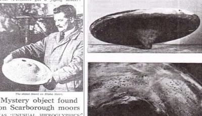 Misteri UFO Silpho Saucer Terpecahkan Setelah 60 Tahun