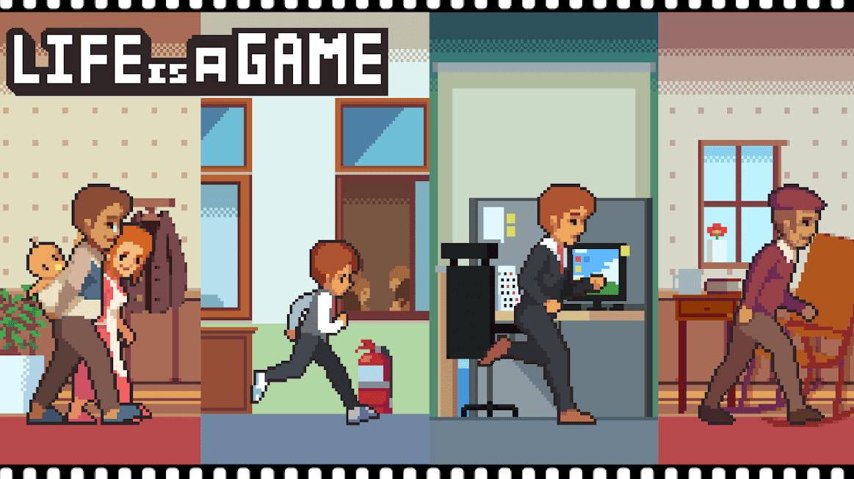 Life is a Game apk mod DINHEIRO INFINITO 2.4.11
