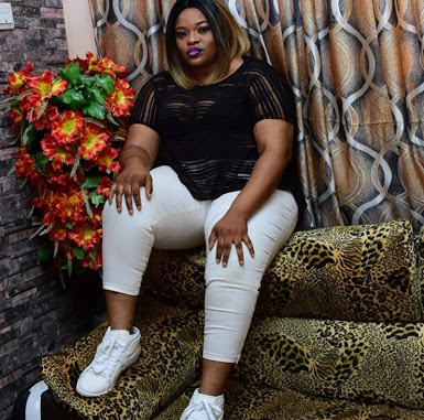 Nollywod Actress Threatens To Commit Suicide After Boyfriend Beat Her Up (Photos)
