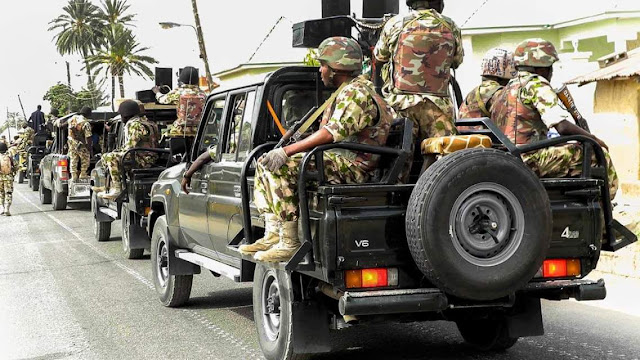 Military Operation: Nigerian Army To Flag Off Exercise Crocodile Smile II