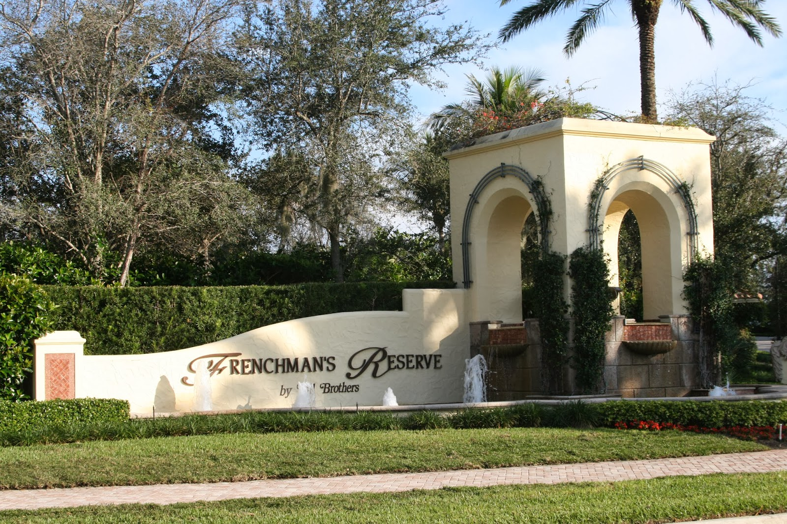 Frenchmans Reserve Country Club Homes