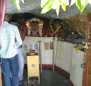 Srinivasa Giri gutta Sri Venkateswara Swami temple