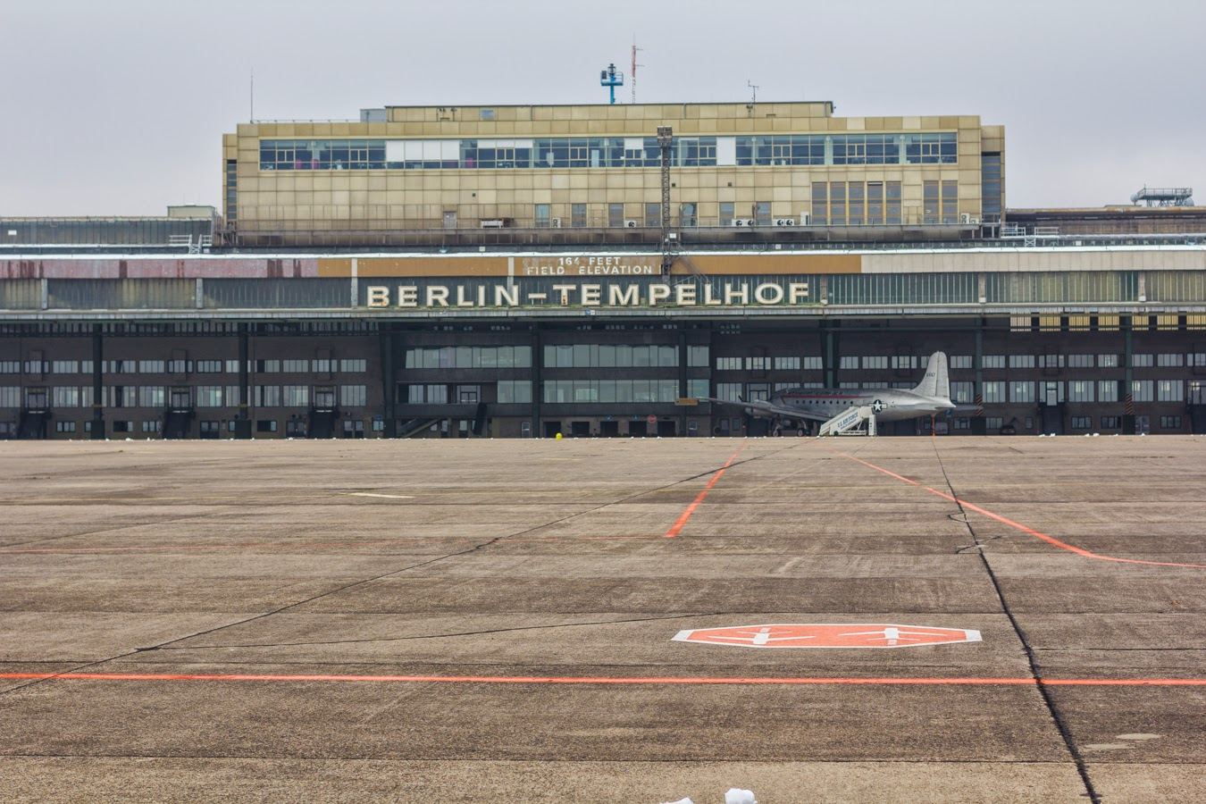 Tempelhof The Mother Of All Abandoned Airports