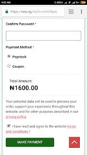 nnu payment method