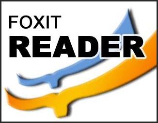 تعديل ملفات PDF بإستخدام برنامج Foxit Reader