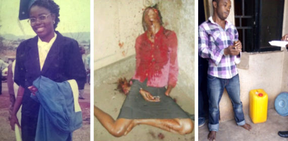 Pastor butch€rs his wife in cold blood (see photos)